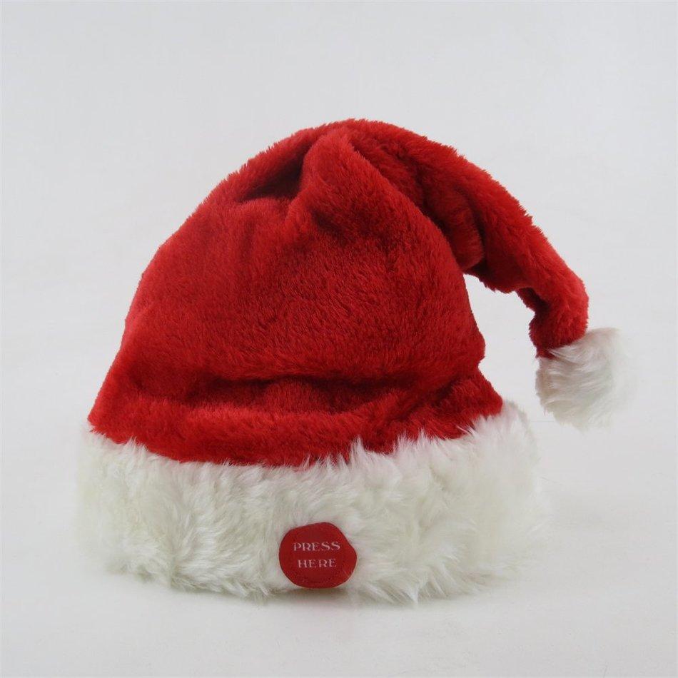 Говорящая Arduino шапка Деда Мороза