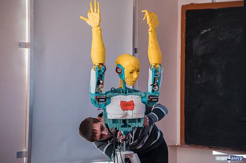 STEM-фестиваль в Благовещенске