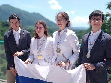 Российские школьники завоевали 3 медали на XVI международной олимпиаде по географии
