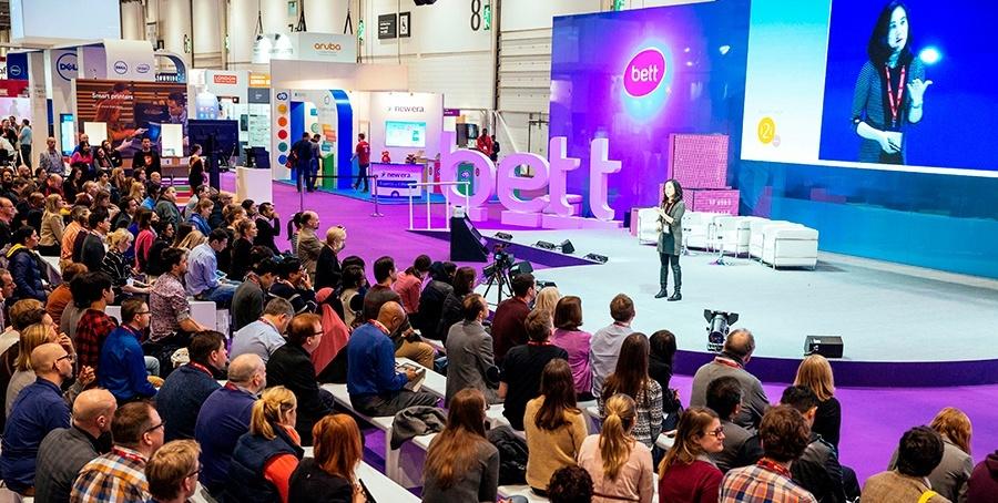 Bett Show 2017 - международная выставка образовательных технологий