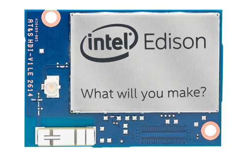 Объявлены результаты экспертизы заявок на разработку проектов на базе Intel® Edison.