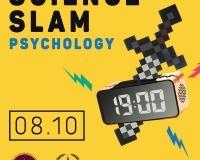 8 октября на «Красном октябре» пройдёт первый всероссийский Science Slam по психологии