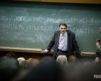 В прямом эфире: лекция академика РАН А.А. Зализняка