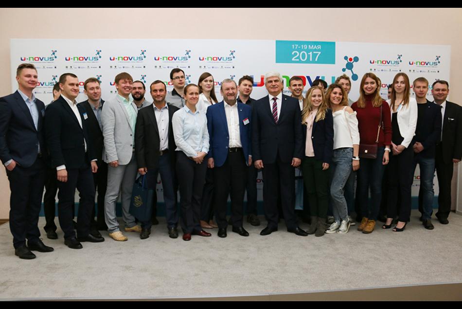 Молодые учёные ТУСУРа стали победителями всероссийского конкурса разработок форума U-NOVUS