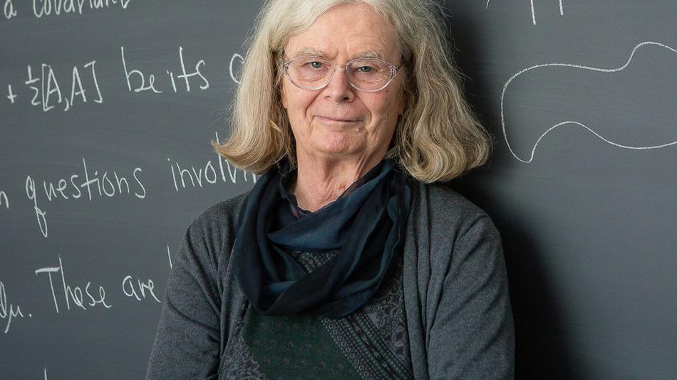 Абелевскую премию по математике впервые присудили женщине