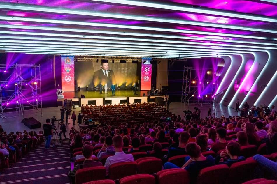 Пятый юбилейный фестиваль науки NAUKA 0+ в Красноярске стартовал!